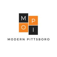 Modern Pittsboro Logo
